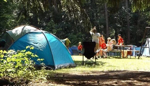 camping en jaca
